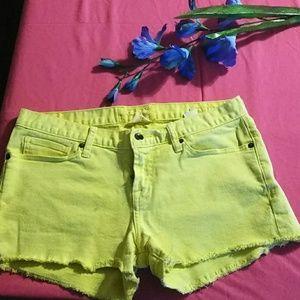😍Lucky brand shorts.